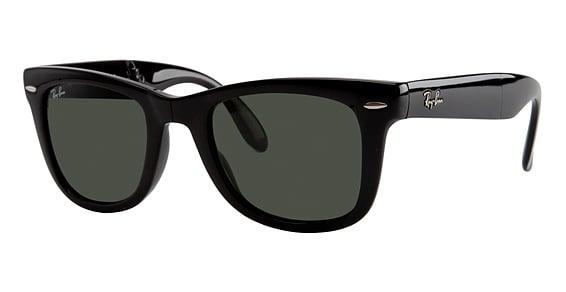 393928366715 Ray-Ban -- RB4105 Folding Wayfarer glasses only  112.38. Add lenses for   14.95