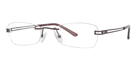 Bulova Eyewear -- Crystal Springs glasses only $109.90. Add lenses ...