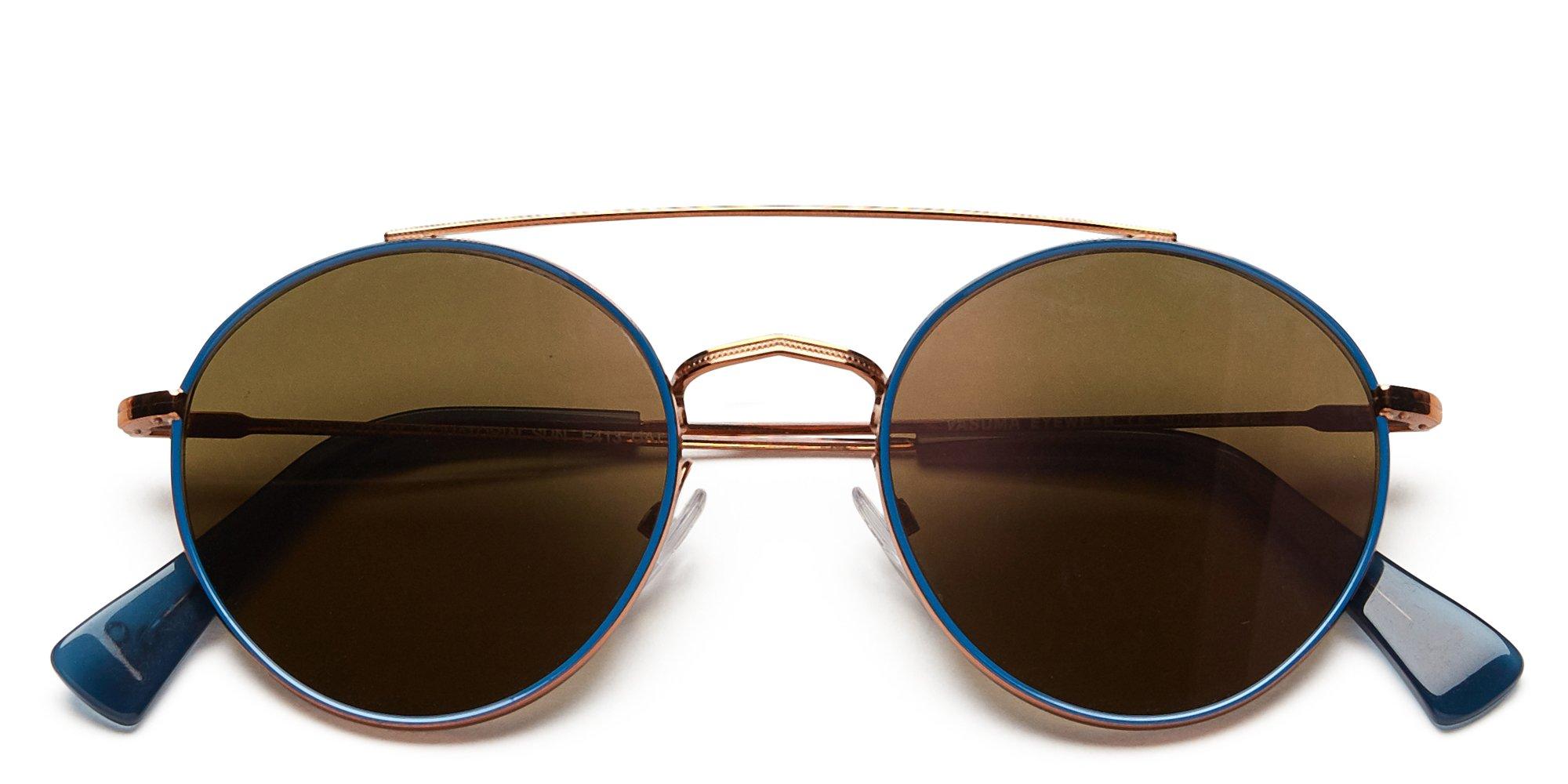 Pop Age 2018 New Fashion Oversized Acetate Sunglasses