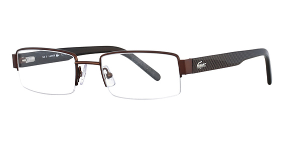 Lacoste -- L2139 glasses only $146.00. Add lenses for $14.95