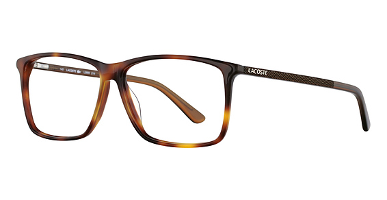 Lacoste -- L2689 glasses only $138.00. Add lenses for $14.95