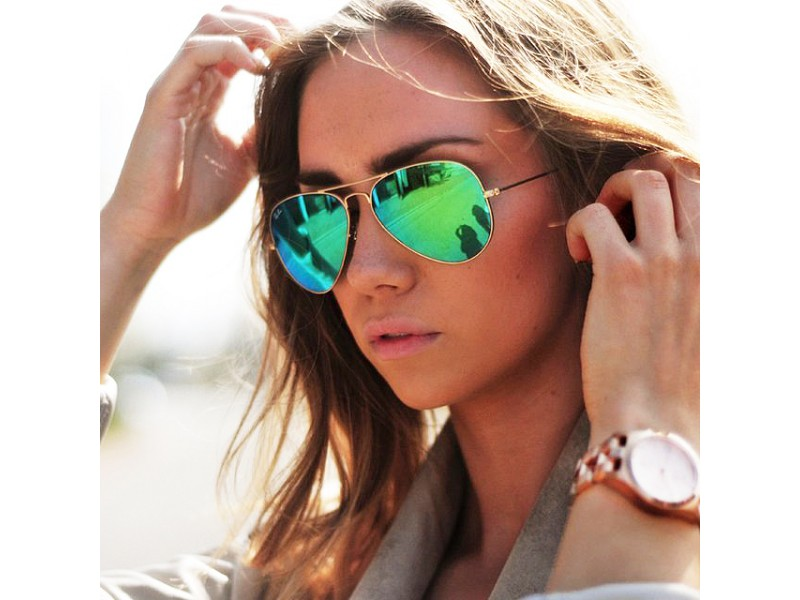 bd605f46e Ray-Ban -- RB3025 Aviator glasses only $123.25. Add lenses for $14.95