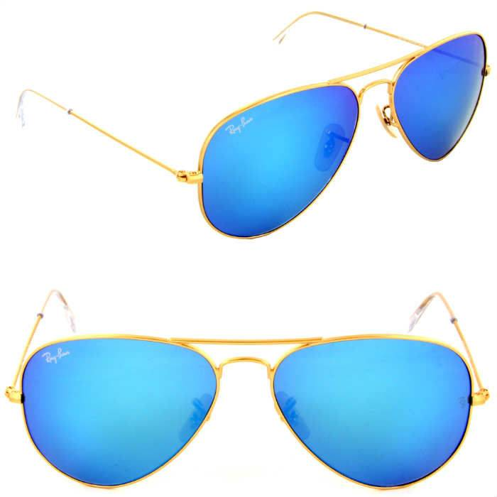 Contacts1st.com -- Ray-Ban -- RB3025 Aviator