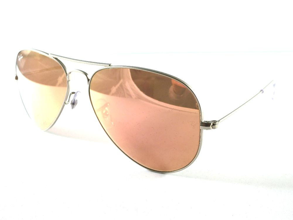 10372381527d5a Ray-Ban -- RB3025 Aviator glasses only $123.25. Add lenses for $14.95