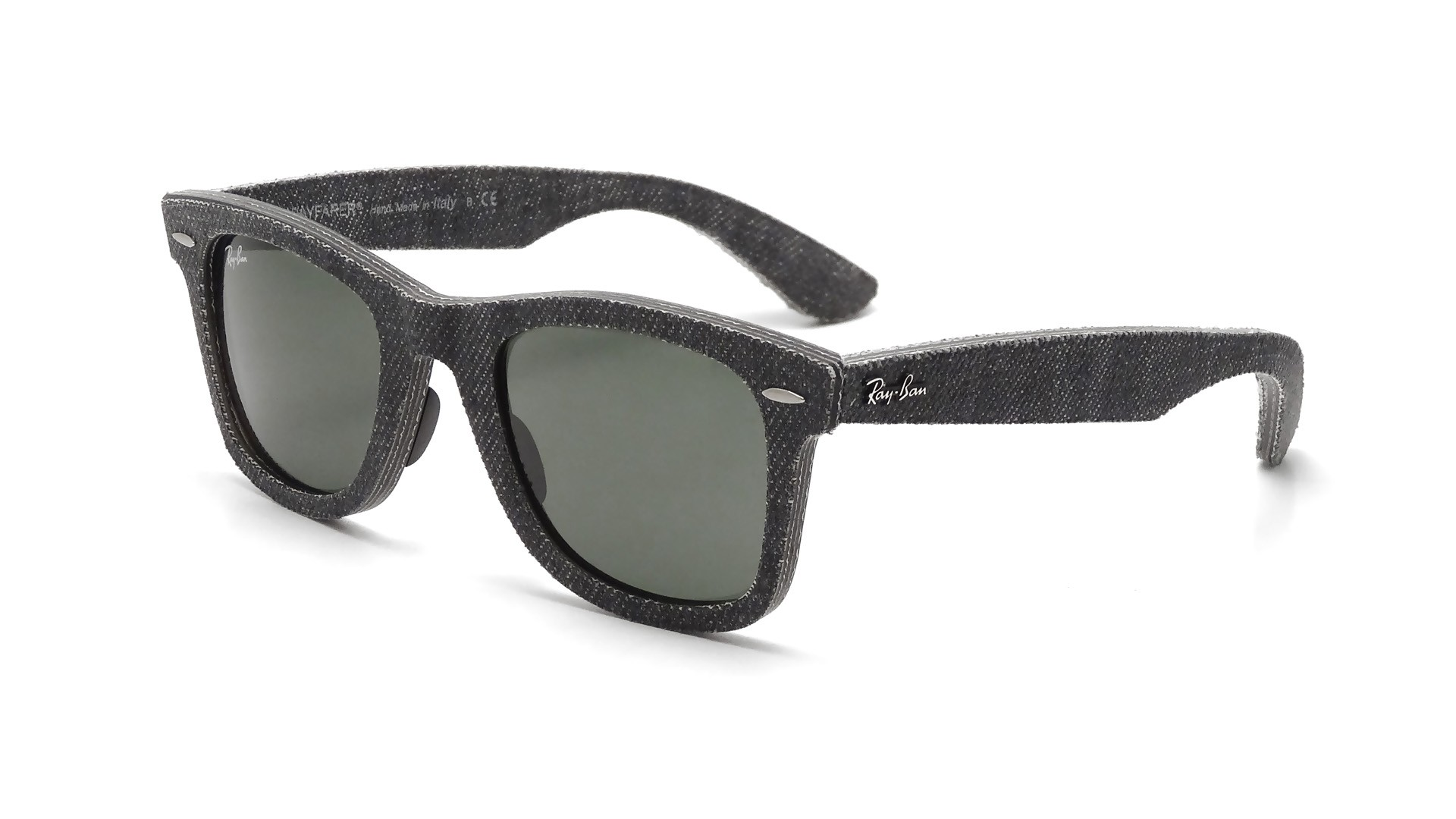 1dee5281f1 Ray-Ban -- RB2140 Wayfarer glasses only  177.50. Add lenses for  14.95