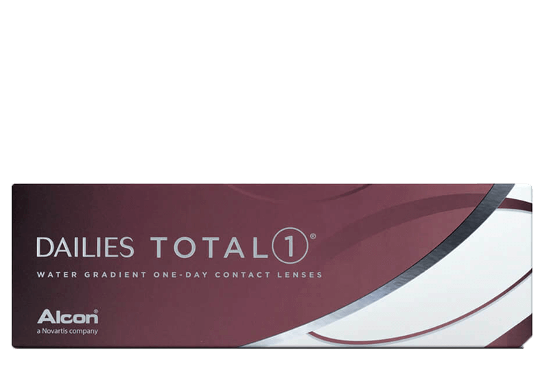 Dailies Total 1 (30 Pack) Alcon Contact Lenses