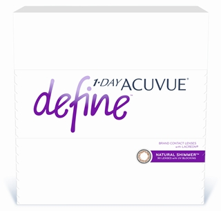 1-Day Acuvue Define 90 pack