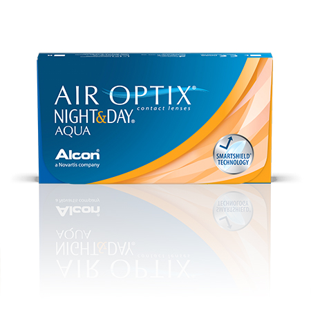 CIBA Vision Air Optix Night and Day Aqua