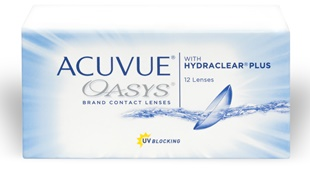 904b9d5fc10 Acuvue Oasys 12 Pack Contact Lenses only  33.39