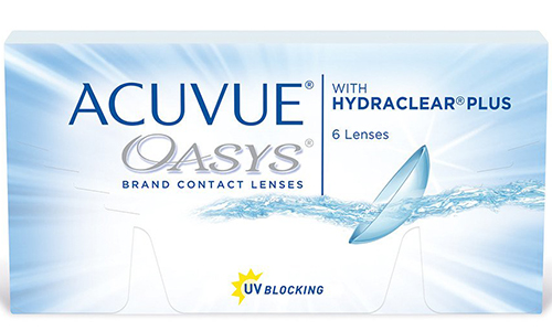 78cb1cf396d Buy Acuvue Oasys 6 Pack Contact Lenses - 2018 UPDATED PRICE - only ...