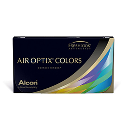 CIBA Vision Air Optix Colors