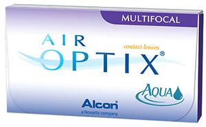 CIBA Vision Air Optix Aqua Multifocal