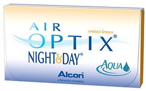 CIBA Vision Air Optix Night and Day Aqua