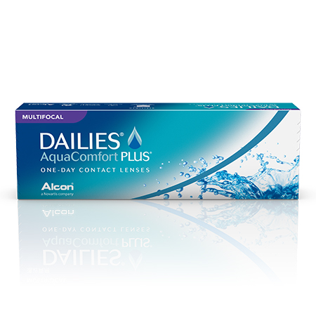 f5704076bfc Dailies AquaComfort Plus Multifocal 30 Pack Contact Lenses only  33.90