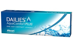Dailies AquaComfort Plus 30 Pack