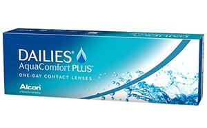 CIBA Vision Dailies AquaComfort Plus 30 Pack