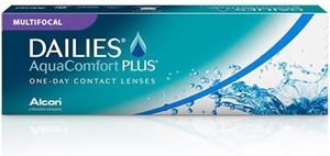CIBA Vision Dailies AquaComfort Plus Multifocal 30 Pack