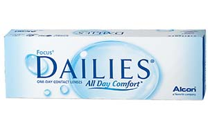 Focus Dailies 30 pack