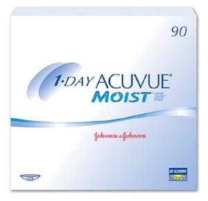 1 Day Acuvue Moist (daylight lenses): customer reviews