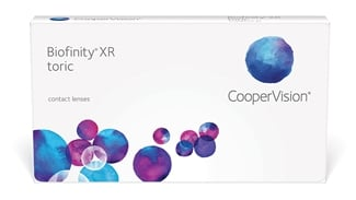 Biofinity XR Toric Contact Lenses