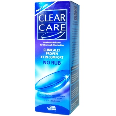 Ciba Vision Clear Care 12oz
