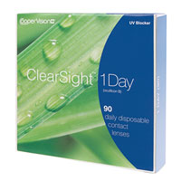 Cooper Vision ClearSight 1-Day 90 Pack