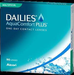 CIBA Vision Dailies AquaComfort Plus Multifocal 90 Pack