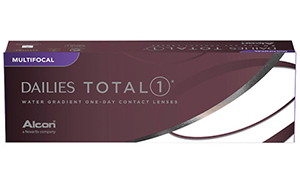 Dailies Total 1 Multifocal (30 Pack) Contact Lenses