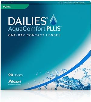 CIBA Vision Dailies AquaComfort Plus Toric 90 Pack