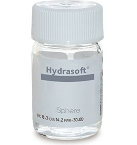 Hydrasoft Sphere Aphakic 1-Pack
