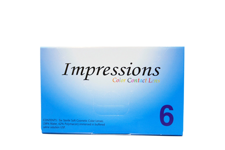 Impressions Colors 6 pack