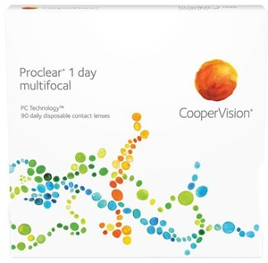 Cooper Vision Proclear 1-Day Multifocal 90 Pack