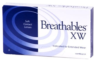 Sofmed Breathables XW Contact Lenses