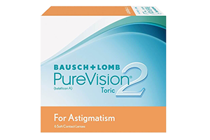 Purevision 2 For Astigmatism HD