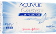 Click for more info on the Acuvue Oasys for Astigmatism contact lens